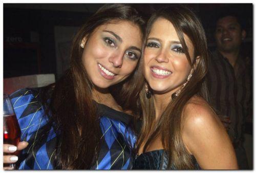 Mila Bezerra e Sarinha Diniz