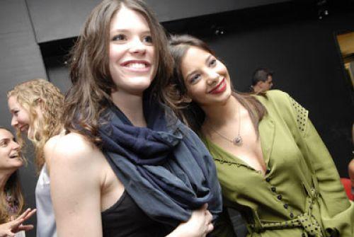 Camila Schnarndorf e Manuela Cohen