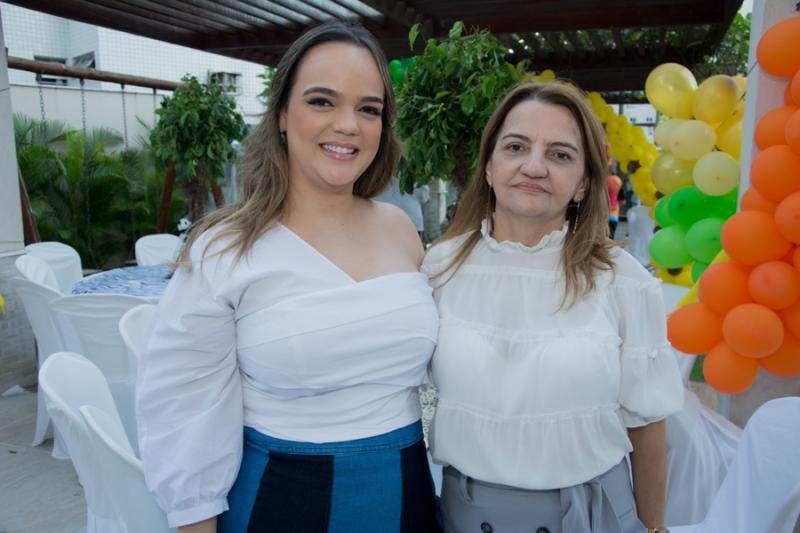 Keliane e Ana Cassia Marciel