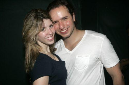 Katherine Brasil e Marcio Feitoza
