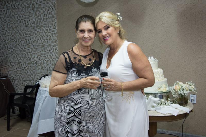 Maria Celina Albano e Adriana Moreira