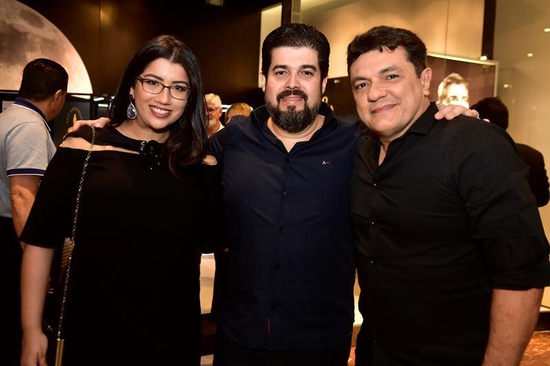 Mariana Leitao, Ailton Leitao, Solon Lima Verde