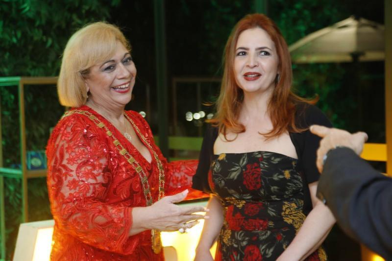 Priscila Cavalcante e Enid Camara 1