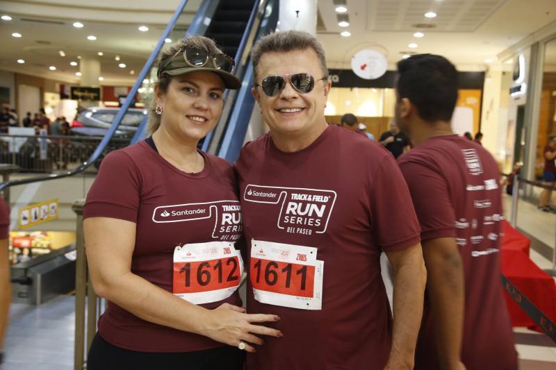 Viviane Farias e Marcelo Pinheiro