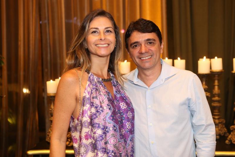 Kedma Felix e Paulo Carvalho