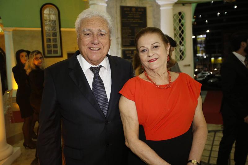 Waldir e Helena Diogo