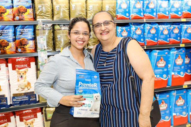 Liliane Barbosa e Lilia Evaristo