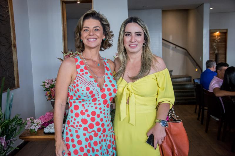Ana Cristina Wolf e Cristina Vasconcelos