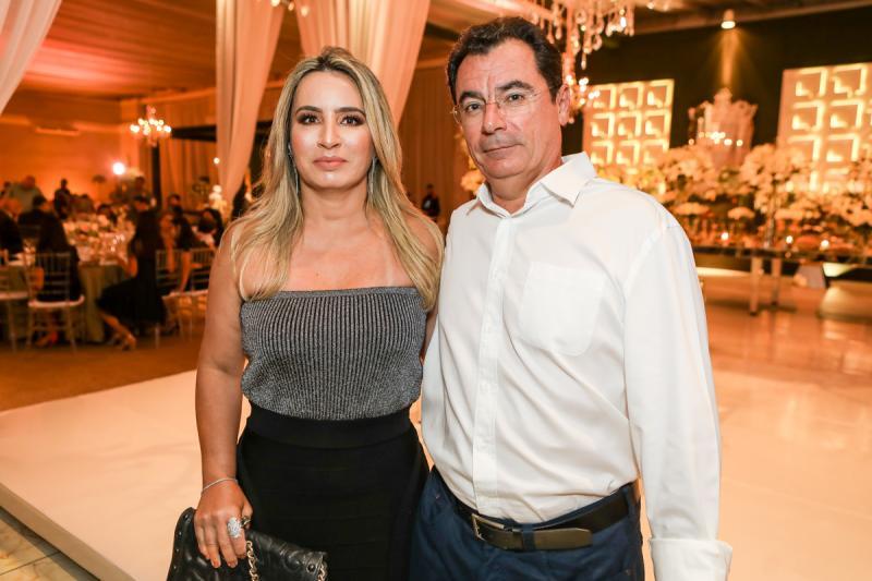 Cristina Vasconcelos e Paulo Menezes