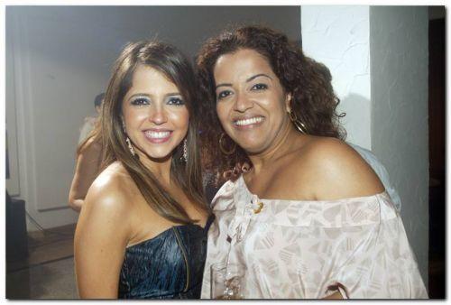Sarinha Diniz e Patricia Araujo