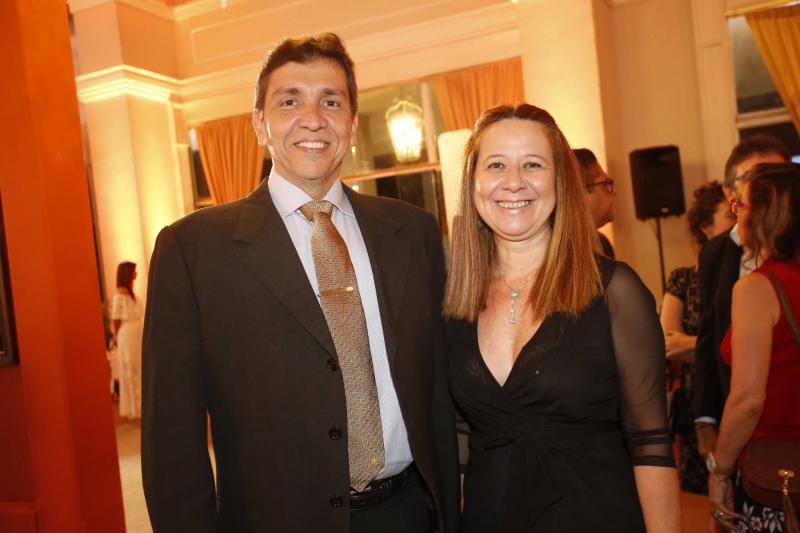 Flavio Pinto e Silvana Fujita