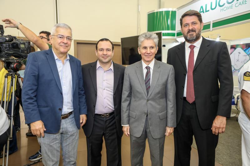 PC Noroes, Igor Barroso, Padua Lopes e Rafael Rodrigues