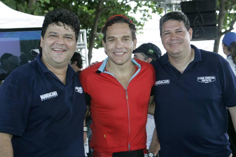 Colombo Cialdini, Ze Filho e Bob Santos