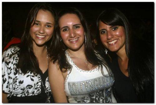 Renata Batista, Lara e Lilian Valente