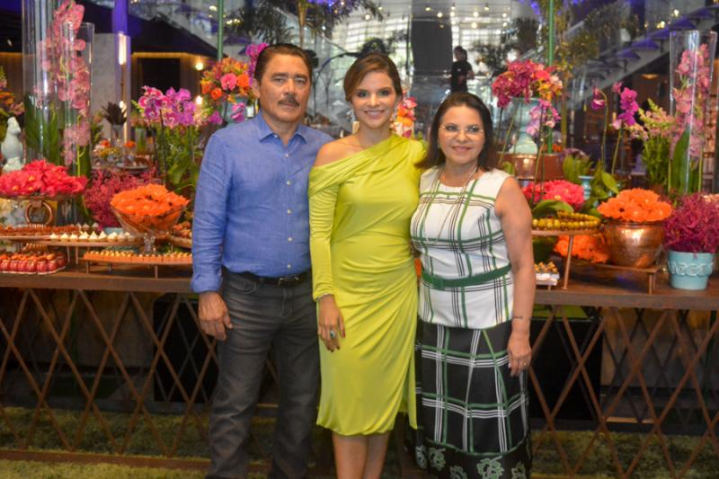 Francisco, Viviane, Socorro e Martins