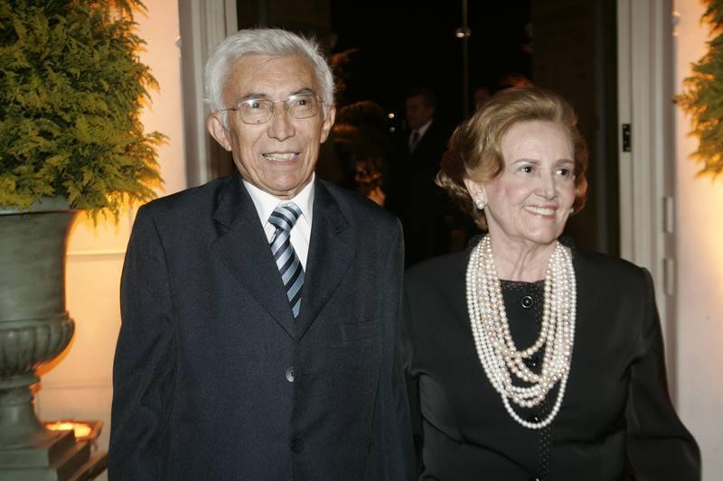 Rangel e Celina Cavalcante