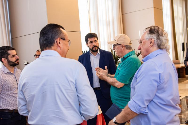 Rodolfo Pire e Francisco Back