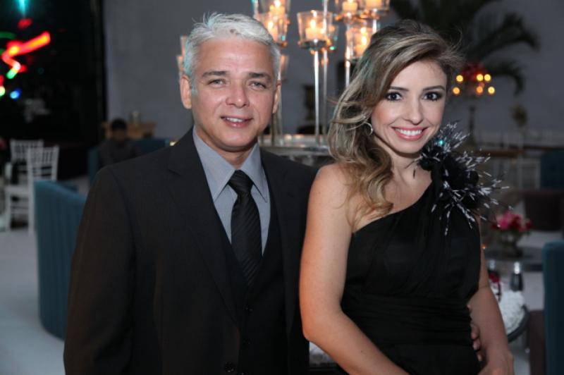 Cristiano e Danielle Peixoto