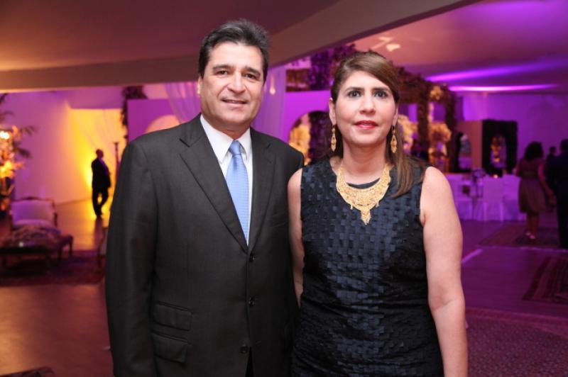 Joao Jaime e Marcia