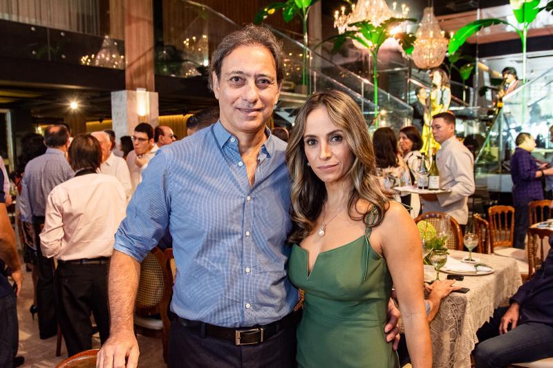 Sergio e Alessandra Bezerra