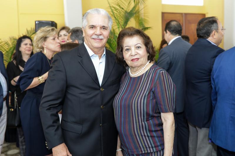Pio Rodrigues e Edyr Rolim