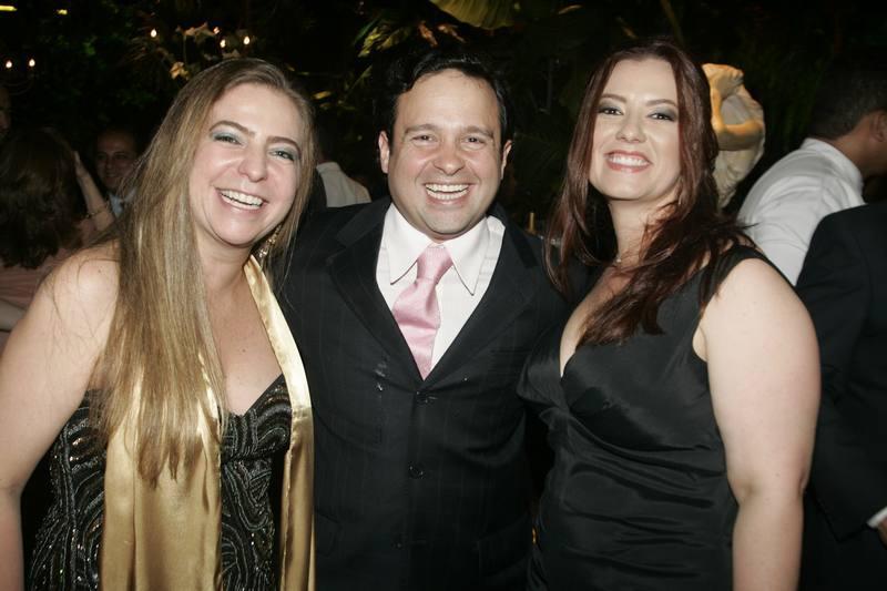 Luizianne Lins, Igor Queiroz e Aline Felix