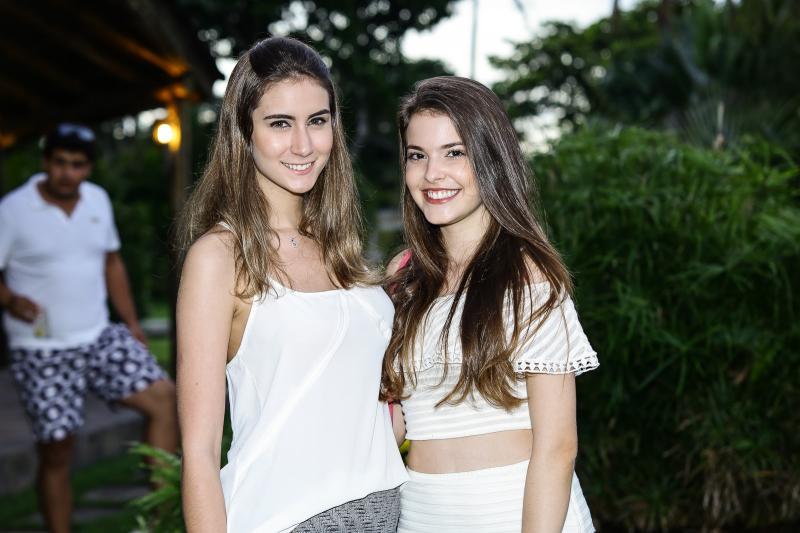 Vivian Cavalcante e Maiara Rocha