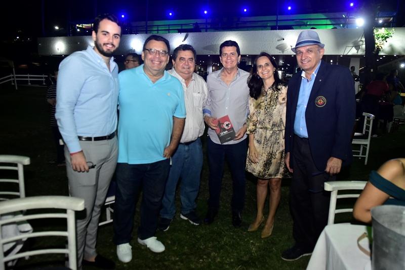 Andre Luiz, Dr. Leitao, Paulo de Tarso, Antonio treze, Glaucia Lima, Licinho Correia