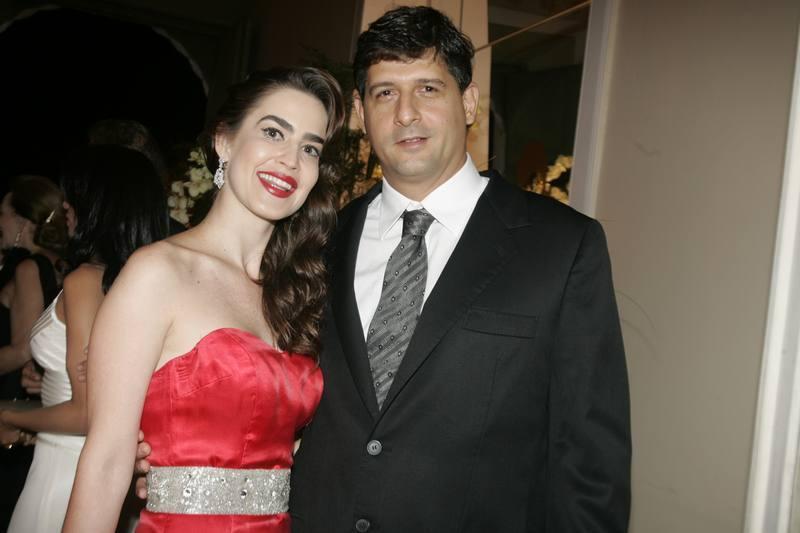 Livia e Paulo Teles