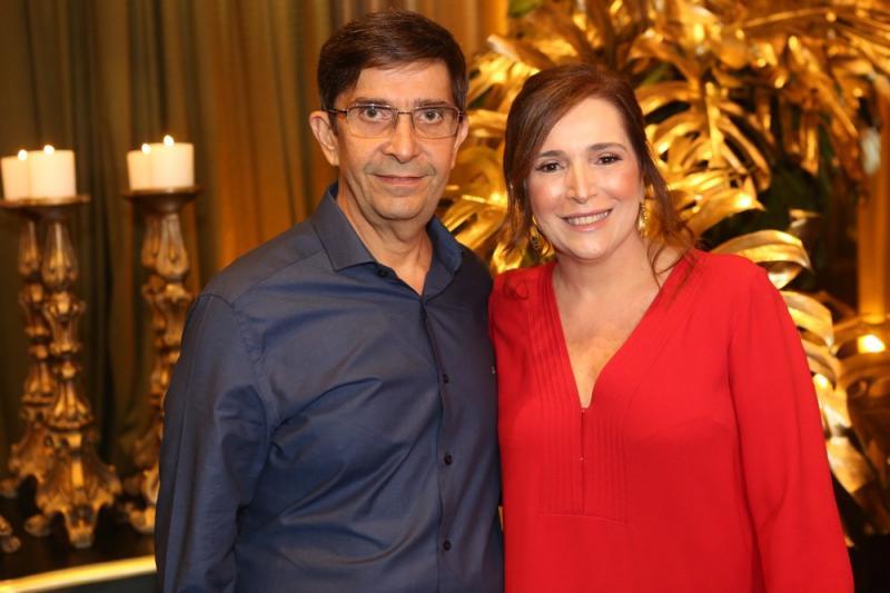 Jose Vagner e Adriana Teixeira