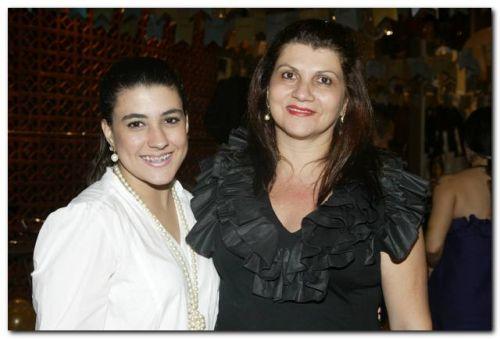 Beatriz e Candida Portela