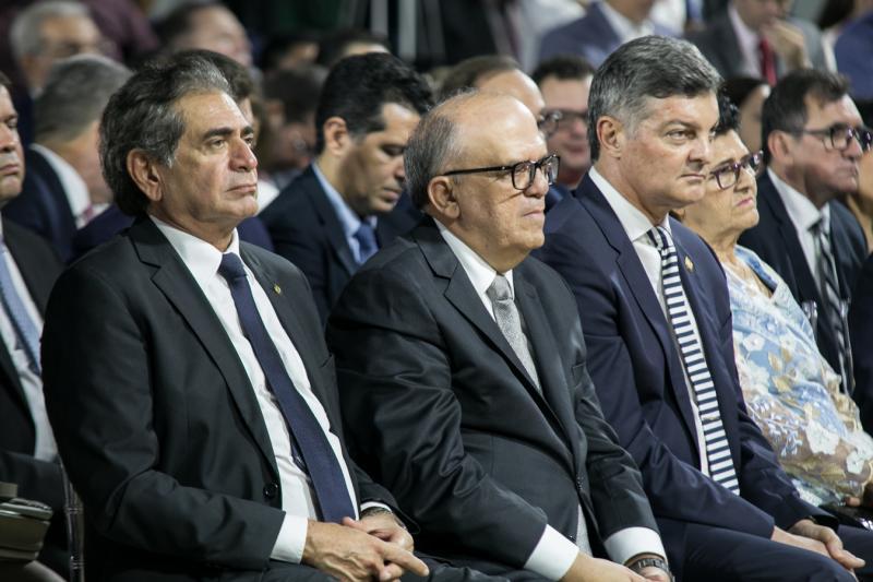 Zezinho Albuquerque, Fernando Ximenes e Cid Marconi