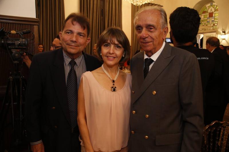 Fernando Castro Alves, Circe Jane e Joao Guimaraes