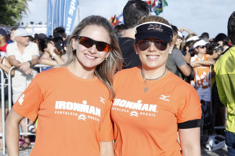 Claryanne Aguiar e Leticia Studart