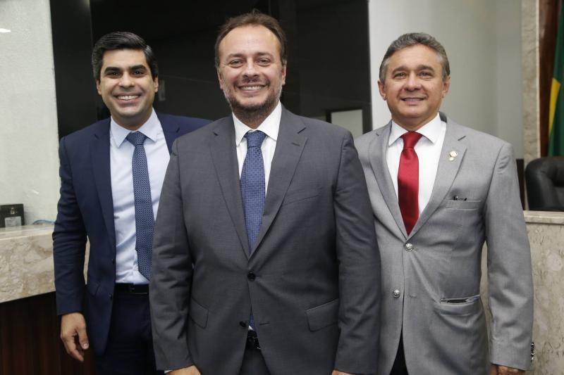 Queiroz Filho, Adriano Nogueira e Dr Porto 2