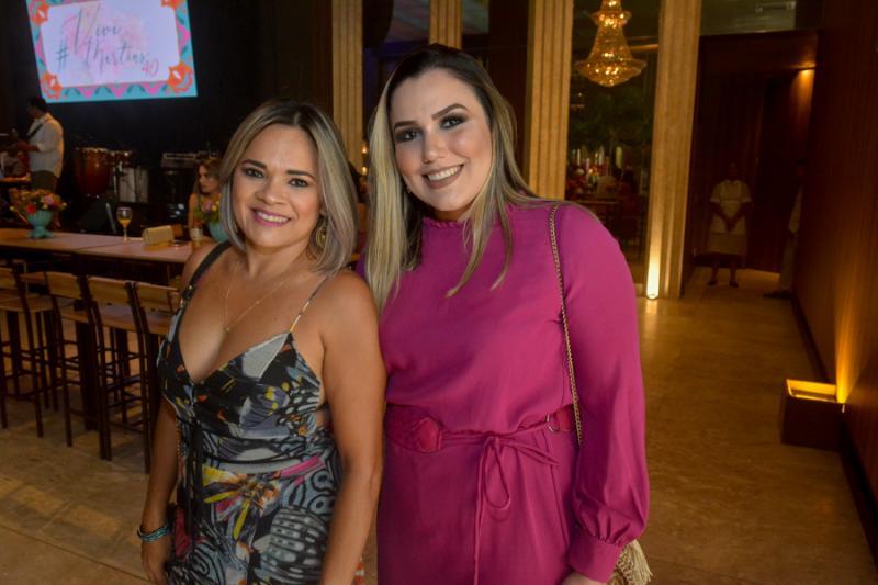 Marta Carvalho e Raissa Antunes