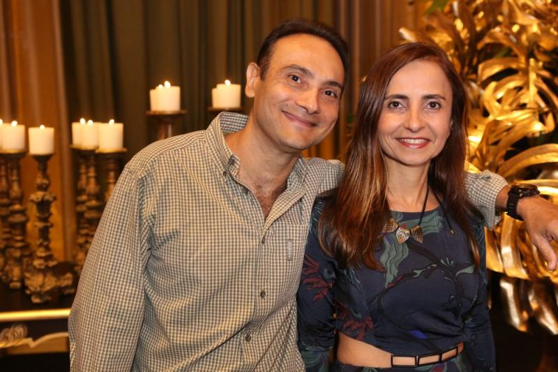 Alexandre Franklim e Valdenia Zaru