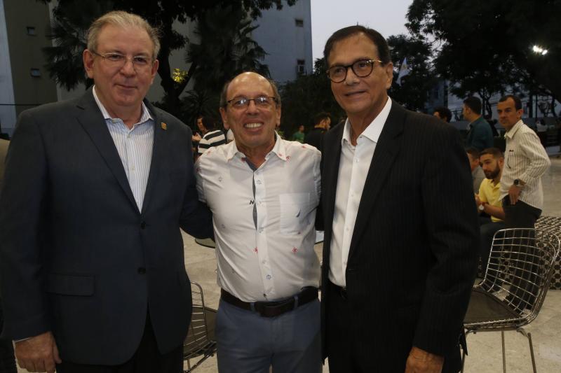 Ricardo Cavalcante, Andre Montenegro e Beto Studart