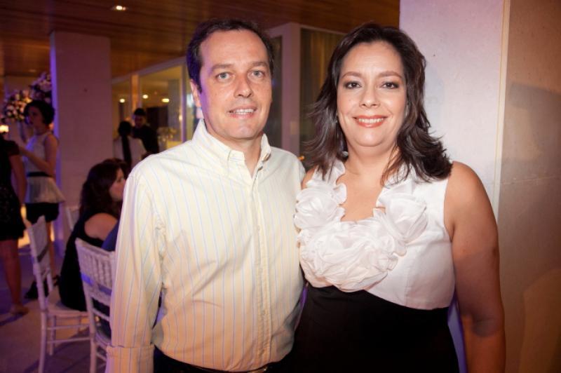 Alexander e Alessandra Rangel
