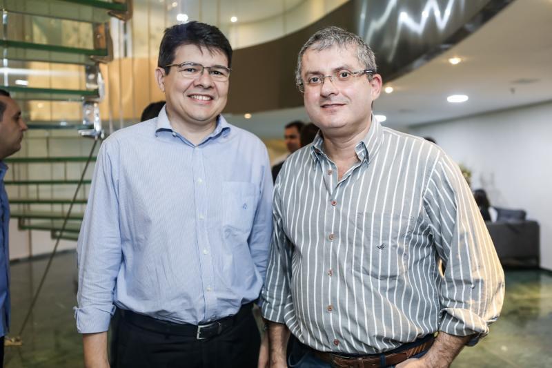 Silvio Carlos e Alberto Aragao