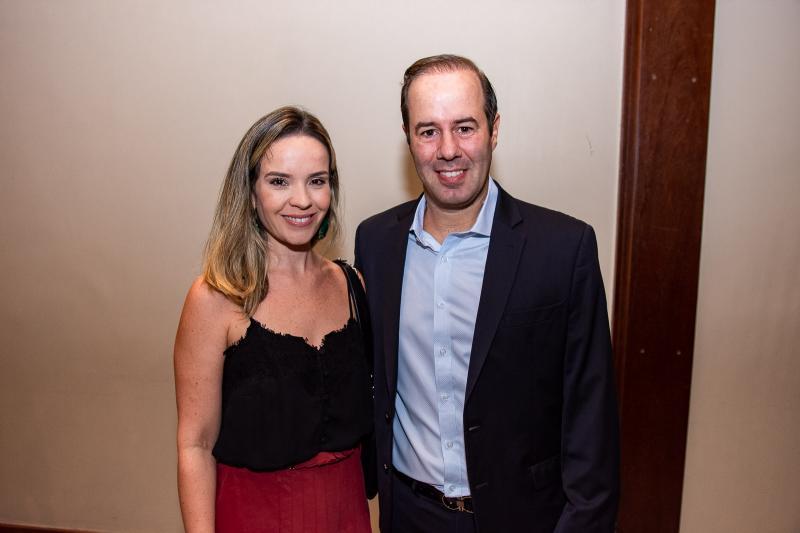 Tereza e Cesar Ribeiro