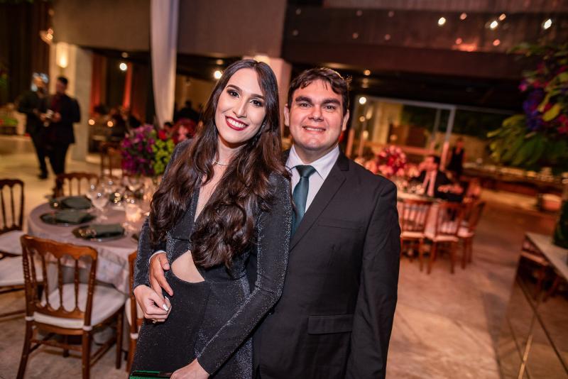 Catarina Carvao  e Daniel Atilia