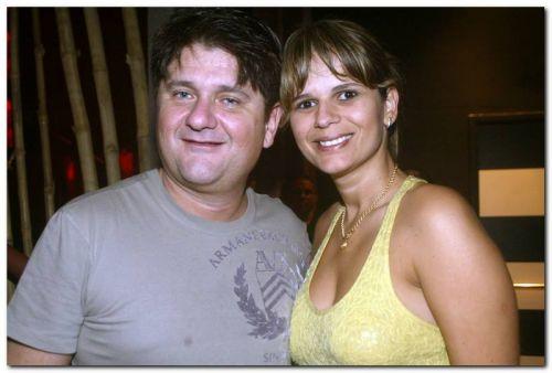 Afonso Benevides e Juciana Bezerra