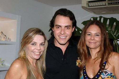 Lilian Porto, Francisco Campelo e Milena Lma.