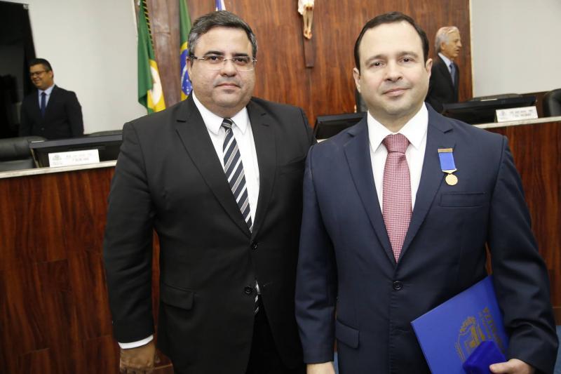 Fabio Timbo e Igor Barroso