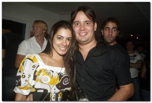 Divia Machado e Thiago Vasconcelos