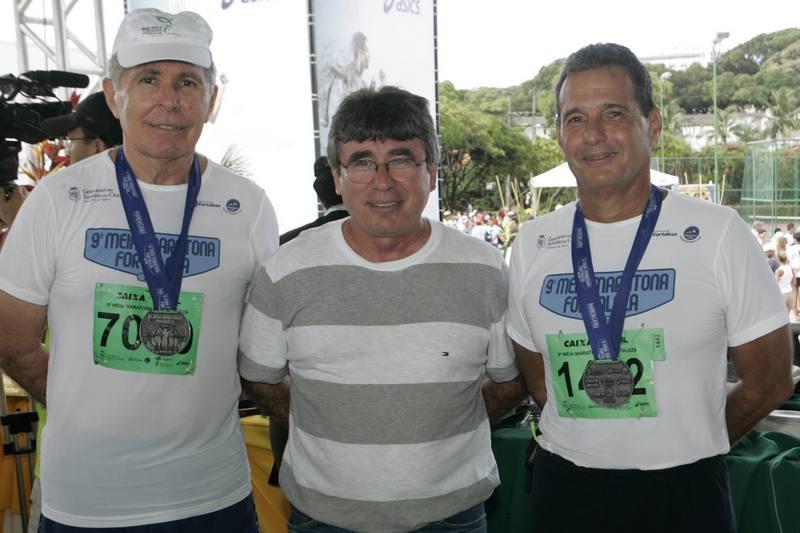 General Limaverde, Professor Americo e Genaral Gomes de Matos