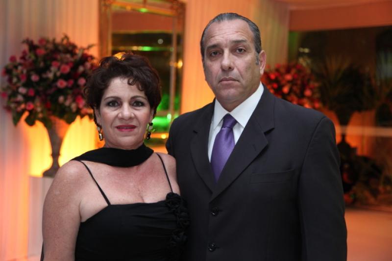 Lilia Quindere e Jorge Fiuza
