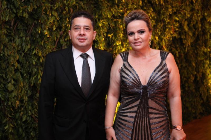 Gerardo e Daniela Bastos