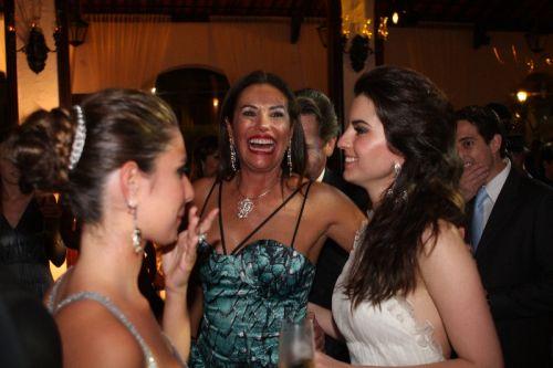 Nicole e Natasha com amiga